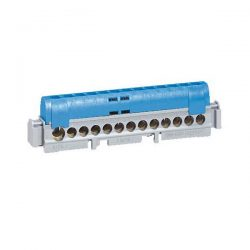 IP2x Terminal Block - (Blue) 113mm